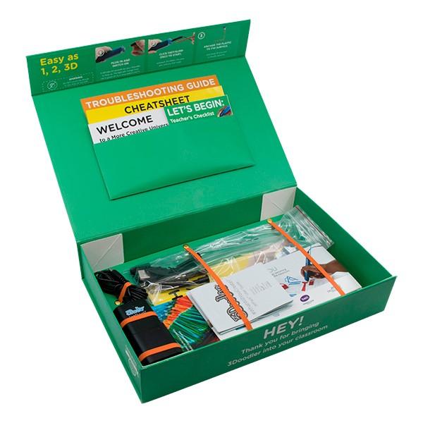 3Doodler EDU Create Learning Pack - Six Pens - Teacher Kit