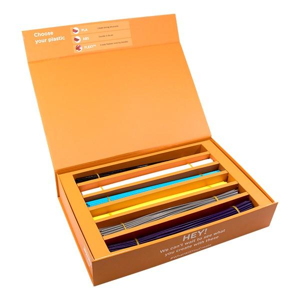 3Doodler EDU Create Learning Pack - Six Pens - Plastic Kit