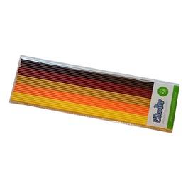 Create Pen Multiple Color PLA Filament Pack - Fall Foliage