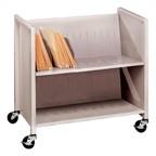Medical Cart w/ Slanted Shelves
