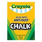 Crayola Anti-Dust Chalkboard Chalk