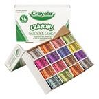 Crayola Crayon Classpack - 800 Count w/ 16 Colors