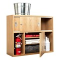 First Aid Safety Wall Cabinet