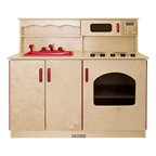 Four-in-One Play Kitchen