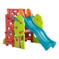 Treetop Climb Slide