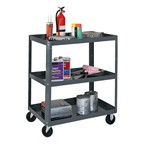 Open-Shelf Utility Cart