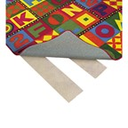 "Firm Lock Adhesive Rug Tape (6"" W x 25' L)"