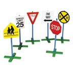 Drivetime Signs - Set of Six