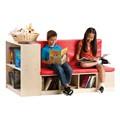 Modular Library Storage/Seating