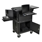Tuffy WTPSCE Presentation Cart