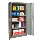 400 Series Storage Cabinet - Gray