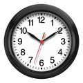 "8"" Plastic Cubicle Wall Clock"