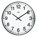 "19"" Oversized Plastic Wall Clock"