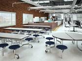 Cafeteria space.