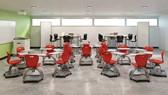 Mobile K-12 classroom.