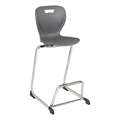 Shapes Series High Cantilever Chair