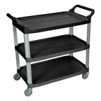 Three-Shelf Serving Cart