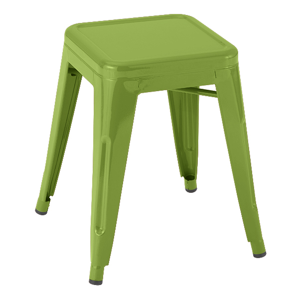 ... Metal Stack Stool - 18  H - Green  sc 1 st  School Outfitters & Norwood Commercial Furniture Metal Stack Stool - 18