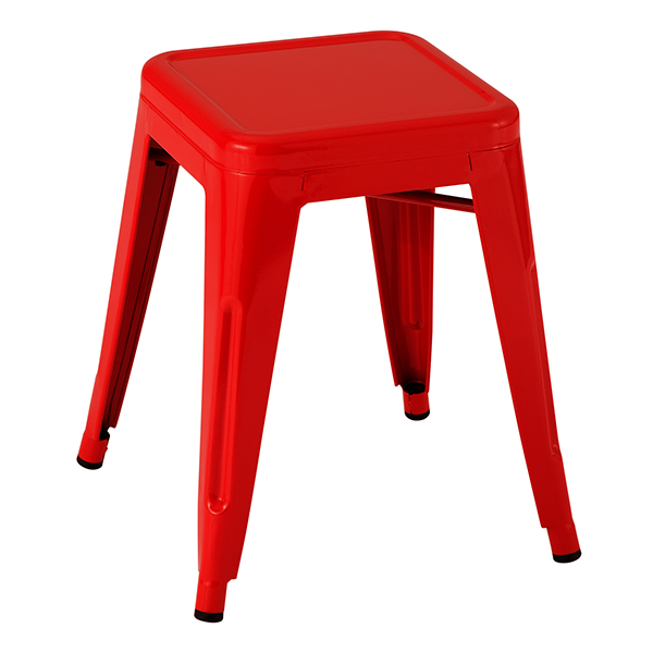 ... Metal Stack Stool - 18  H - Red ...  sc 1 st  School Outfitters & Norwood Commercial Furniture Metal Stack Stool - 18