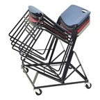 Dolly for Zeng Stack Chair w/ Chairs