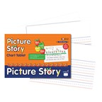 """Picture Story Chart (24"""" W x 16"""" L)"""