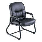 Serenity Series Leather Guest Chair