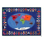 Maps & Geography Rugs