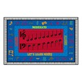 Music Scales Learning Rug™