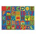 Alphabet Toddler Rug