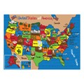 USA Road Tripping Rug