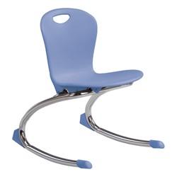"""Zuma Rocker Chair (13"""" Seat Height) - Blueberry"""