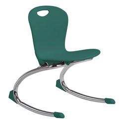 """Zuma Rocker Chair (13"""" Seat Height) - Forest Green"""