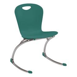 """Zuma Rocker Chair (18"""" Seat Height) - Forest Green"""