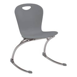 "Zuma Rocker Chair (18"" Seat Height) - Graphite"