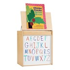 Big Book Easel - Front shown - Accessories not included