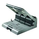 Swingline High-Capacity Adjustable Hole Punch