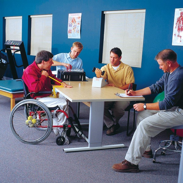 Group Therapy Table