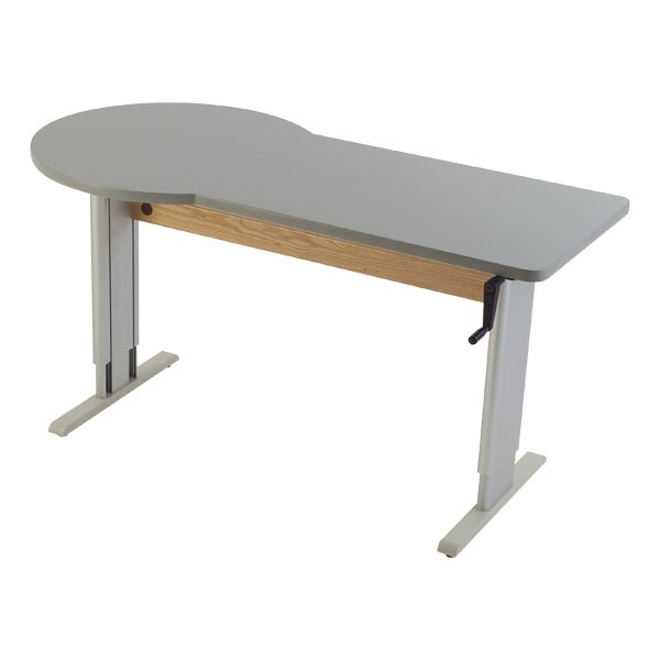 End Zone Sit-to-Stand Workstation