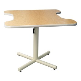 Hand Therapy Table w/ Dual Comfort Recess