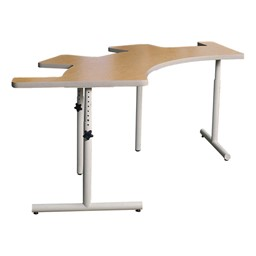 Therashape Group Therapy Table w/ Comfort Recess