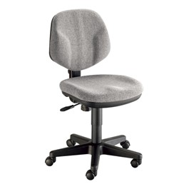 Comfort Classic Deluxe Task Chair - Gray