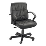 Art Director Leather Executive Chair
