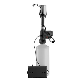 Roval Automatic Deck-Mounted Soap Dispenser