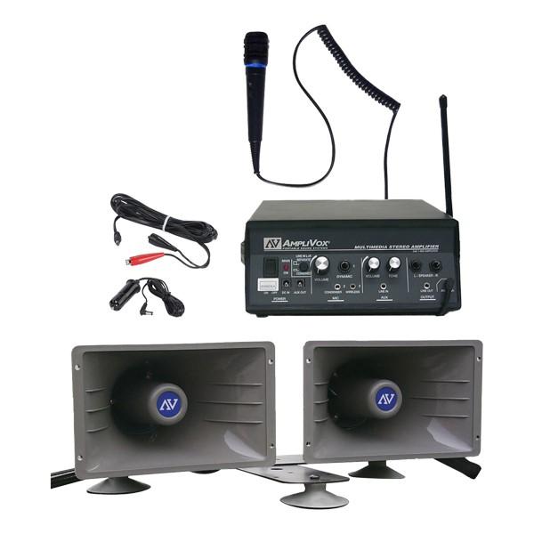 Sound Cruiser Speaker System – Wired