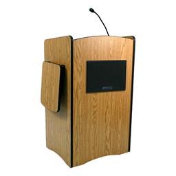 Multimedia Laptop Sound Lectern