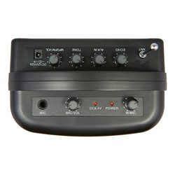 Power Pod PA System - Controls