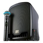 Wireless Portable Media Player PA System