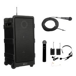 Digital Audio Travel Partner Plus w/ Bluetooth