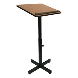Expediter Adjustable-Height Lectern Stand