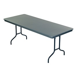 DynaLite ABS Plastic Folding Table